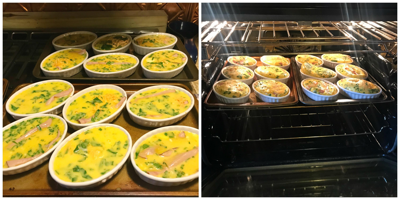 Pitney House Breakfast